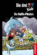 Cover-Bild zu Blanck, Ulf: Die drei ??? Kids, 82, Die Delfin-Piraten (drei Fragezeichen Kids) (eBook)