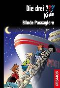 Cover-Bild zu Blanck, Ulf: Die drei ??? Kids, 76, Blinde Passagiere (drei Fragezeichen Kids) (eBook)