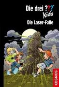 Cover-Bild zu Pfeiffer, Boris: Die drei ??? Kids, 72, Die Laser-Falle