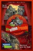 Cover-Bild zu Marx, André: Doppelband zum Lesenlernen - Die wilden Freunde: Abenteuer unter der Stadt / So ein Theater