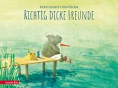 Cover-Bild zu Richtig dicke Freunde von Bertram, Rüdiger
