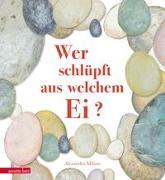 Cover-Bild zu Wer schlüpft aus welchem Ei? von Milton, Alexandra