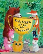 Cover-Bild zu Verlieren ist was für Gewinner von Grossmann-Hensel, Katharina