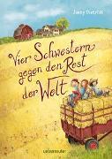 Cover-Bild zu Vier Schwestern gegen den Rest der Welt von Dietrich, Jenny