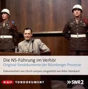 Cover-Bild zu Die NS-Führung im Verhör