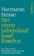 Cover-Bild zu Der vierte Lebenslauf Josef Knechts