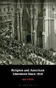 Cover-Bild zu eBook Religion and American Literature Since 1950