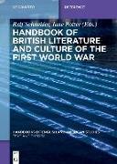 Cover-Bild zu eBook Handbook of British Literature and Culture of the First World War
