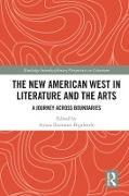 Cover-Bild zu eBook The New American West in Literature and the Arts