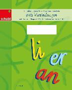 Cover-Bild zu Naef, Anja: erste Verbindungen 1./2. Schuljahr. auf der Grundlage der Deutschschweizer Basisschrift