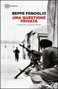 Cover-Bild zu Fenoglio, Beppe: Una questione privata