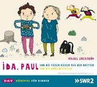 Cover-Bild zu Engström, Mikael: Ida, Paul und die fiesen Riesen aus der Dritten / und die Dödeldetektive