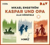 Cover-Bild zu Engström, Mikael: Kaspar und Opa