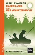 Cover-Bild zu Engström, Mikael: Kaspar, Opa und der Monsterhecht (eBook)