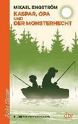Cover-Bild zu Engström, Mikael: Kaspar, Opa und der Monsterhecht
