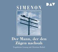 Cover-Bild zu Der Mann, der den Zügen nachsah von Simenon, Georges