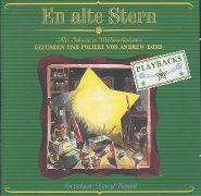 Cover-Bild zu En alte Stern. Playback-CD - En alte Stern von Bond, Andrew