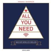 Cover-Bild zu All you need von Krogerus, Mikael