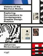 Cover-Bild zu Visions of the Bauhaus Books von Rinkenburger, Johannes
