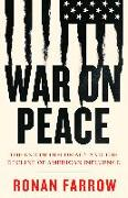 Cover-Bild zu War on Peace von Farrow, Ronan