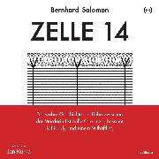 Cover-Bild zu Zelle 14 (Audio Download) von Salomon, Bernhard