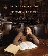 Cover-Bild zu In Other Words von Lahiri, Jhumpa