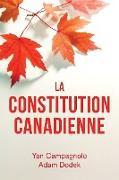 Cover-Bild zu La Constitution canadienne (eBook) von Dodek, Adam