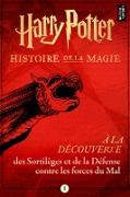 Cover-Bild zu Harry Potter : À la découverte des Sortilèges et de la Défense contre les forces du Mal (eBook) von Publishing, Pottermore