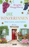 Cover-Bild zu Die Winzerinnen (eBook) von Guggisberg, Brigitte