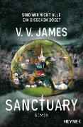 Cover-Bild zu Sanctuary (eBook) von James, V. V.