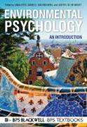 Cover-Bild zu Environmental Psychology von Steg, Linda