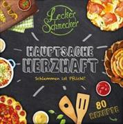 Cover-Bild zu Leckerschmecker - Hauptsache Herzhaft von Media Partisans GmbH (Hrsg.)