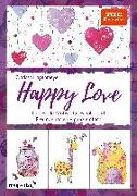 Cover-Bild zu Happy Love von Hagenmeyer, Clarissa
