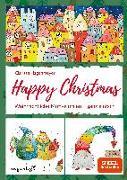 Cover-Bild zu Happy Christmas von Hagenmeyer, Clarissa