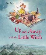 Cover-Bild zu Baeten, Lieve: Up and Away with the Little Witch!