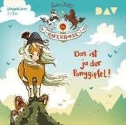 Cover-Bild zu Die Haferhorde - Teil 13: Das ist ja der Ponygipfel! von Kolb, Suza
