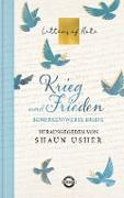 Cover-Bild zu Krieg und Frieden - Letters of Note (eBook) von Usher, Shaun (Hrsg.)