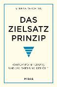 Cover-Bild zu Das Zielsatz-Prinzip von Wachtel, Stefan, Dr.