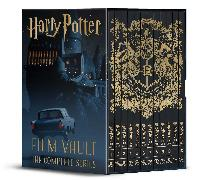 Cover-Bild zu Insight Editions: Harry Potter: Film Vault: The Complete Series