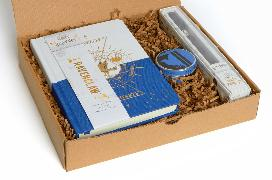 Cover-Bild zu Insight Editions: Harry Potter: Ravenclaw Boxed Gift Set