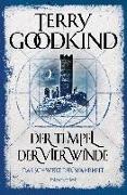 Cover-Bild zu Goodkind, Terry: Der Tempel der vier Winde - Das Schwert der Wahrheit
