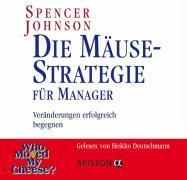 Cover-Bild zu Die Mäuse-Strategie für Manager von Johnson, Spencer