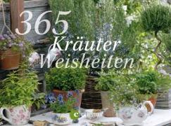 Cover-Bild zu 365 Kräuterweisheiten von Strauß, Friedrich (Fotogr.)