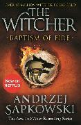 Cover-Bild zu Sapkowski, Andrzej: Baptism of Fire