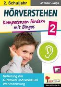 Cover-Bild zu Hörverstehen / Klasse 2 (eBook) von Junga, Michael