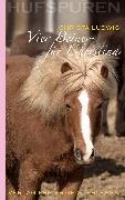 Cover-Bild zu Ludwig, Christa: Hufspuren: Vier Beine für Christina (eBook)