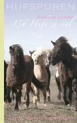 Cover-Bild zu Ludwig, Christa: Hufspuren: 136 Hufe zu viel