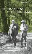 Cover-Bild zu Hermann Hesse e Theodor Heuss von Bucher, Regina