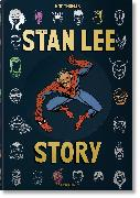 Cover-Bild zu The Stan Lee Story von Thomas, Roy