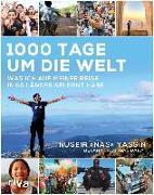 Cover-Bild zu 1000 Tage um die Welt (eBook) von Yassin, Nuseir